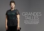 Tendance 2014 chemise de nuit soie grande taille noir fille