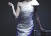 Tendance 2014 robe de nuit satin longue