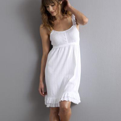 qualité authentique date de sortie service durable nuisette coton courte fille