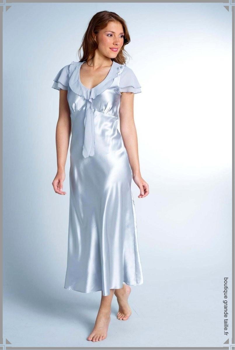 Robe nuit femme for Nuit pas cher