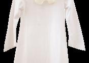 robe de nuit longue blanche