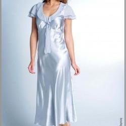 Tendance robe de nuit pas cher longue femme